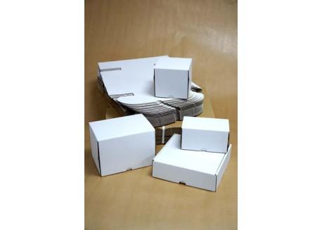 Cajas estándar troqueladas automontables