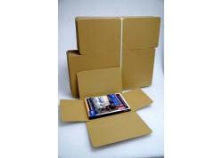 Cajas estándar troqueladas fundas libros