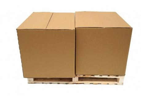 CAJAS ESTÁNDAR BOX PALET 4 SOLAPAS 800x600x600 mm